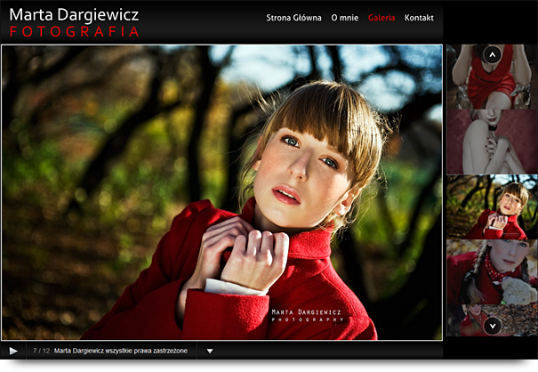 Strona fotograficzna katowice